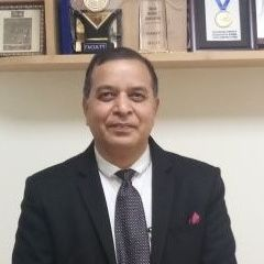 Dr Ajay Chauhan