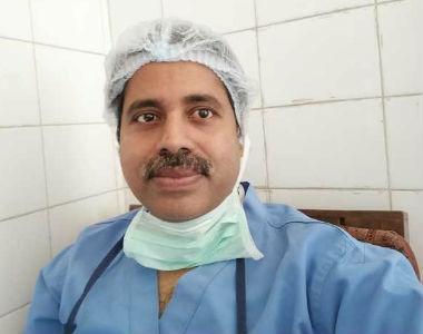 Dr M D P Raja