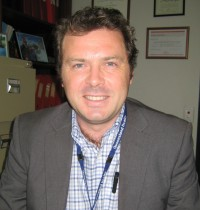 Dr Chris Gillespie