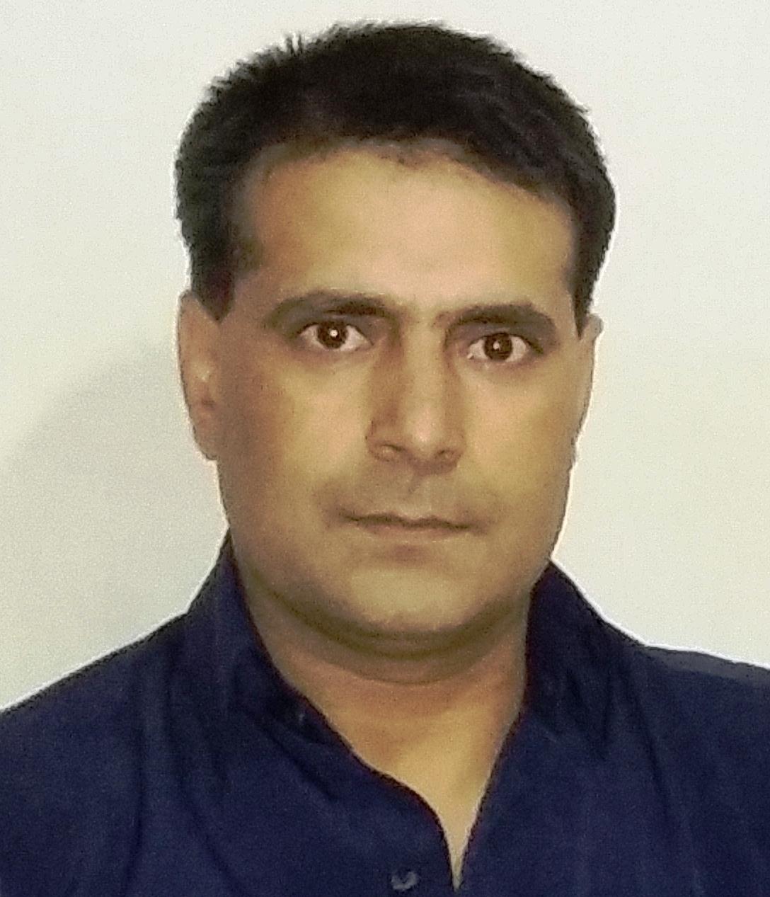 Dr Parwez Sajad Khan